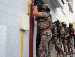 EGM'den yurt genelinde uyuşturucu operasyonları