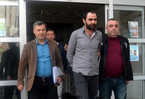 Mersin'de iş adamı babasını öldüren oğul yakalandı