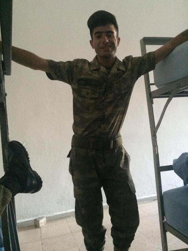Askerde miğfer ile darbedilince hayatını kaybetti