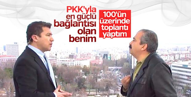 Sırrı Süreyya Önder'den PKK itirafı