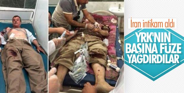 Erbil'de saldırı: 9 ölü, 30 yaralı