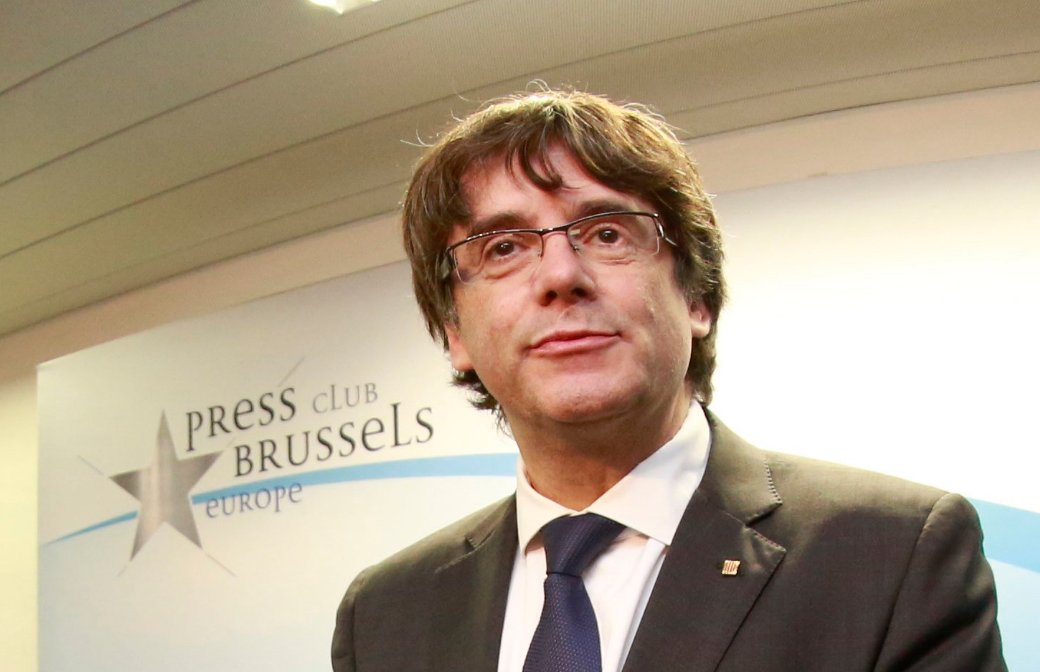 Feshedilen Katalon Lideri'nden bağımsızlık açıklaması