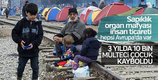 Avrupa'nın kör duyusu: Mülteci dramı