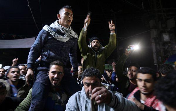 Hamas'tan Trump'ın Kudüs açıklamasına ilk tepki