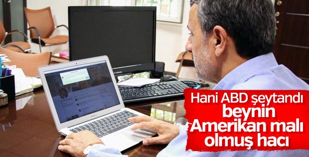 Ahmedinejad tweet atmadan duramıyor