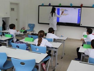 Maarif Vakfının yurt dışındaki okullarında artış