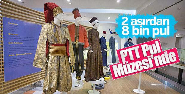PTT Pul Müzesi'nde anılara yolculuk