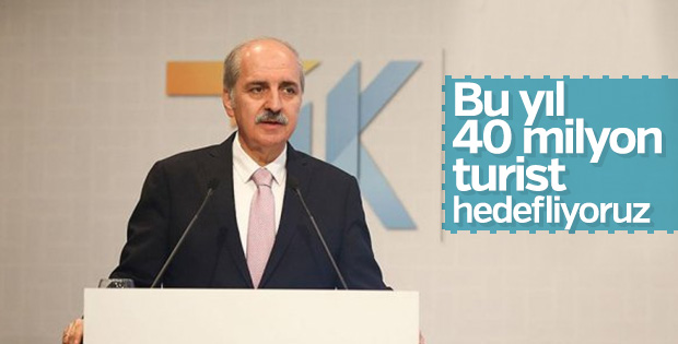 Türkiye'ye gelen turist sayısında rekor artış