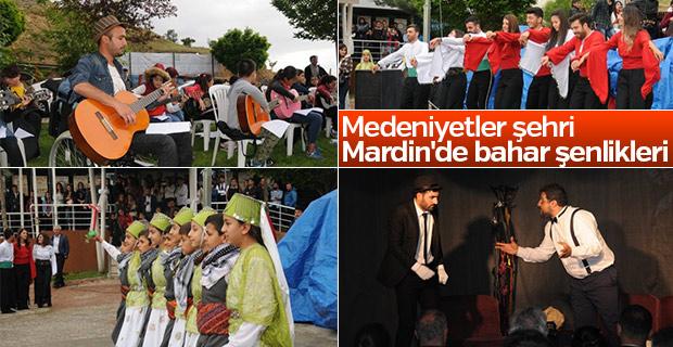Mardin Geleneksel 2'inci Bahar Şenlikleri başladı