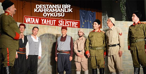 Namık Kemal'in destansı oyunu:  Vatan Yahut Silistre