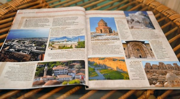 İtalyan dergisinden özel Türkiye sayısı…