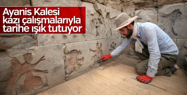 Urartu tarihine ışık tutan kazılar