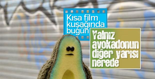 Diğer yarısını arayan avokadonun kısa filmi: The Pits