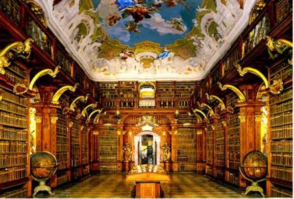 Dünyanın en iyi kütüphaneleri