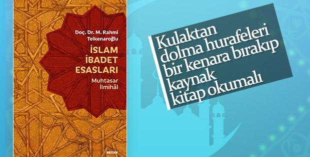 İslam'da ibadet hakkında bilinmesi gerekenler