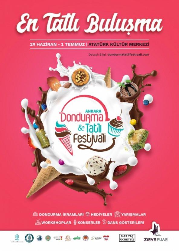 Başkent en 'tatlı' festivale ev sahipliği yapacak