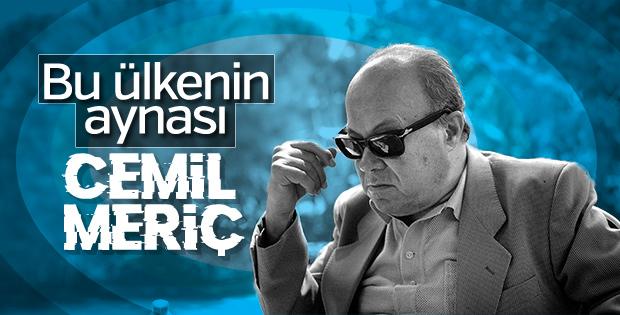 Yazar Cemil Meriç anılıyor