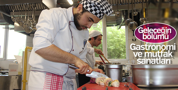 Gastronomiyle Türk mutfağını dünyaya tanıtabilirsiniz