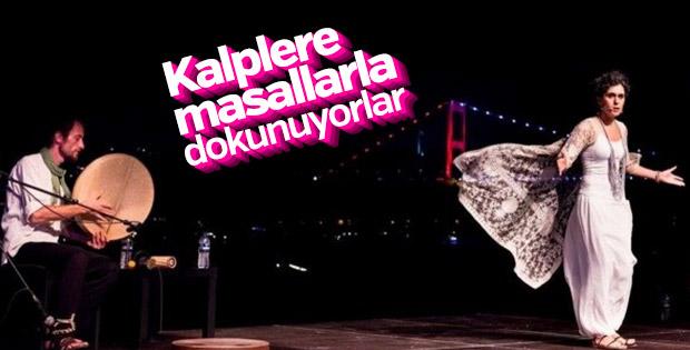 Türk masallarını geleceğe aktaran hikaye anlatıcıları
