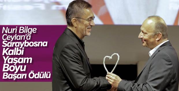 Nuri Bilge Ceylan'a Saraybosna'nın Kalbi ödülü