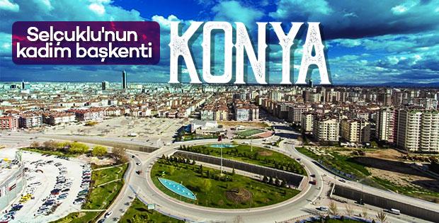 Medeniyetlere ev sahipliği yapan Mevlana şehri: Konya