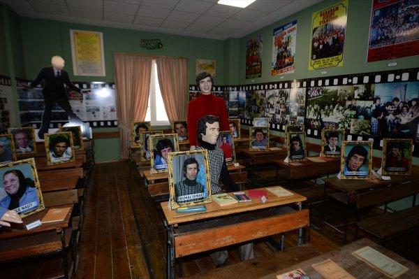 Hababam Sınıfı Müzesi açıldı
