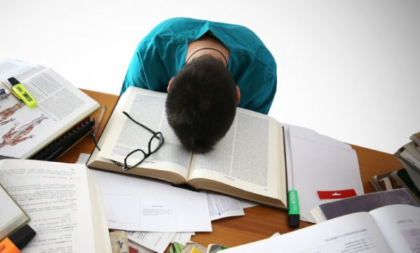 Sınav stresini yenmenin formülü