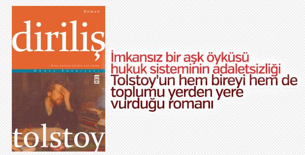 Lev Nikolayeviç Tolstoy'un Diriliş romanı