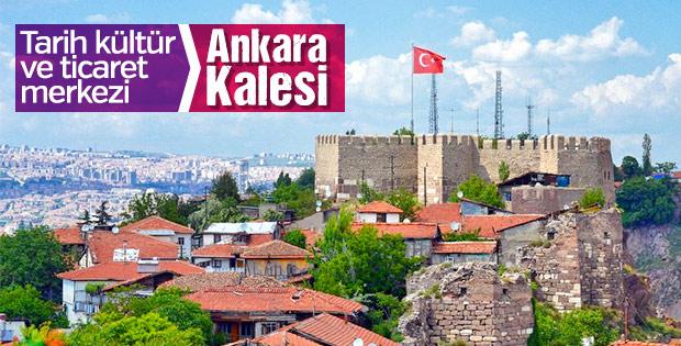 Ankara Kalesi, eskimeyen mahalle kültürünü de yaşatıyor