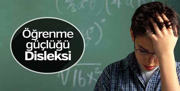 Türkiye'deki disleksili çocuk sayısı 120 binin üzerinde