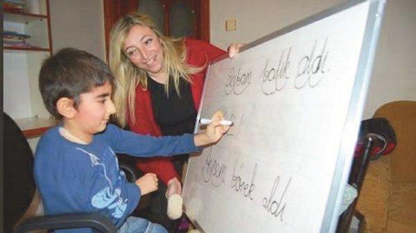 Engelli öğrencilere evde eğitim hizmeti verilecek