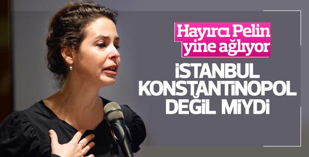 Pelin Batu İstanbul'a Bizans müzesi istiyor