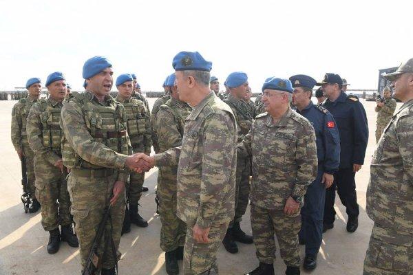 Hulusi Akar'dan teröristlere gözdağı