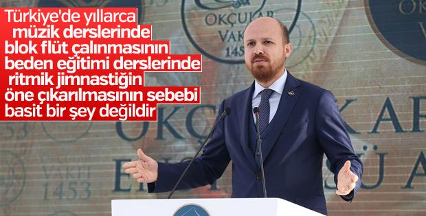 Bilal Erdoğan: Bizi kültürleriyle tutsak etmeye çalıştılar