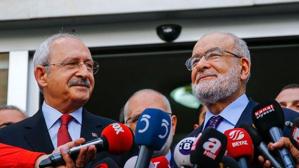 Kılıçdaroğlu, Karamollaoğlu'yla görüşecek
