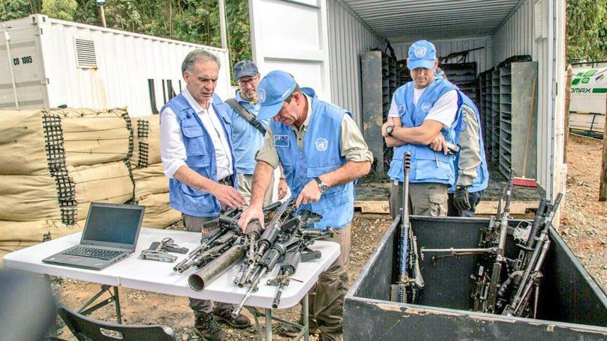 FARC artık AB'nin terör örgütü listesinde yok