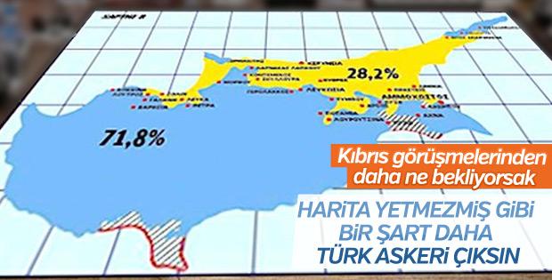 AB'nin hedefi Türk askerinden temizlenmiş Kıbrıs