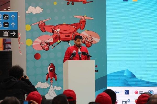 Selçuk Bayraktar'dan insansız jet müjdesi