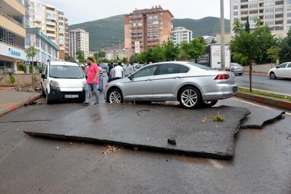 Kahramanmaraş'ta sel: 2 ölü