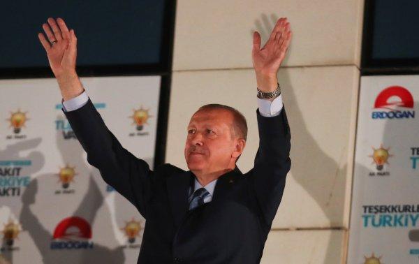 Cumhurbaşkanı: Kazanan dünyadaki mazlumlar olmuştur