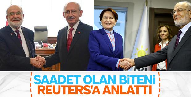 Abdullah Gül, çatı aday olmak istedi iddiası