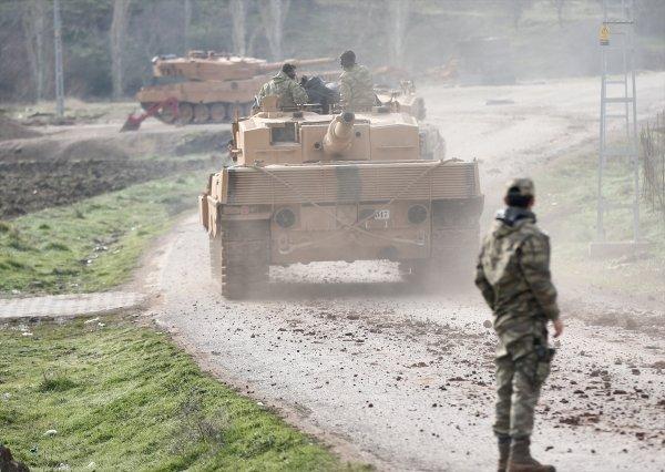 Afrin operasyonunda son durum