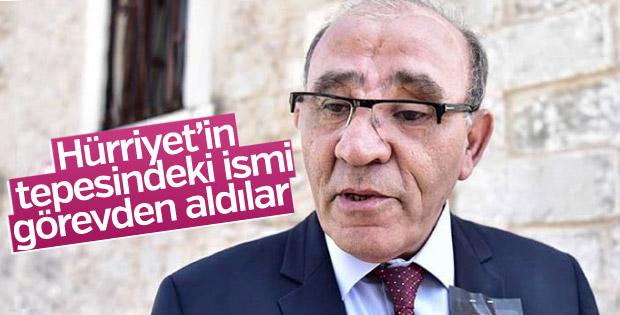 Fikret Bila, Hürriyet'ten istifası etti