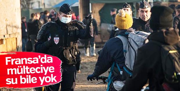 Calais Belediye Başkanı sığınmacılara su vermeyecek