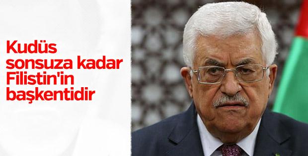 Mahmud Abbas: Kudüs kararını reddediyoruz