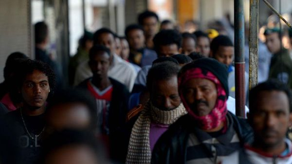 İsrail Afrikalı sığınmacıları hapse atacak