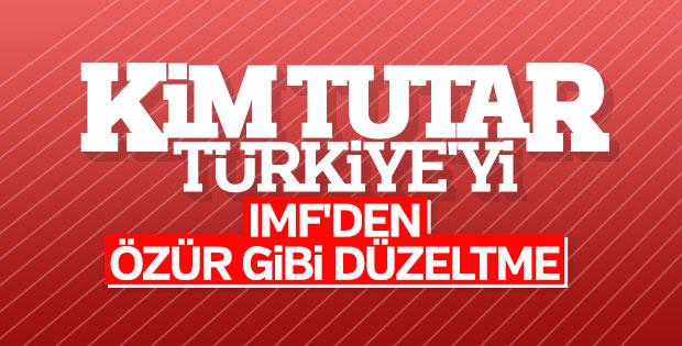 IMF, Türkiye'nin 2017 büyüme tahmini yükseltti