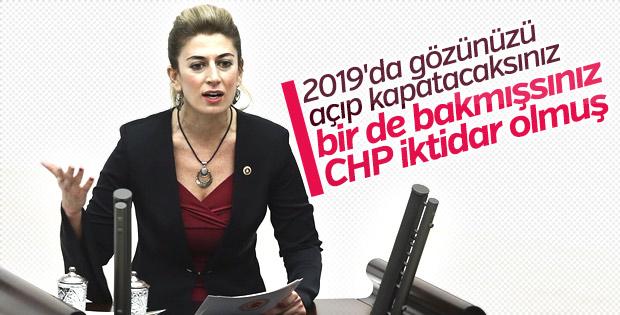 CHP'li Didem Engin'den 2019 için iddialı çıkış