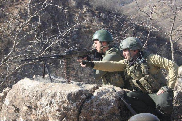 Van'da PKK'nın kış yapılanmasına operasyon