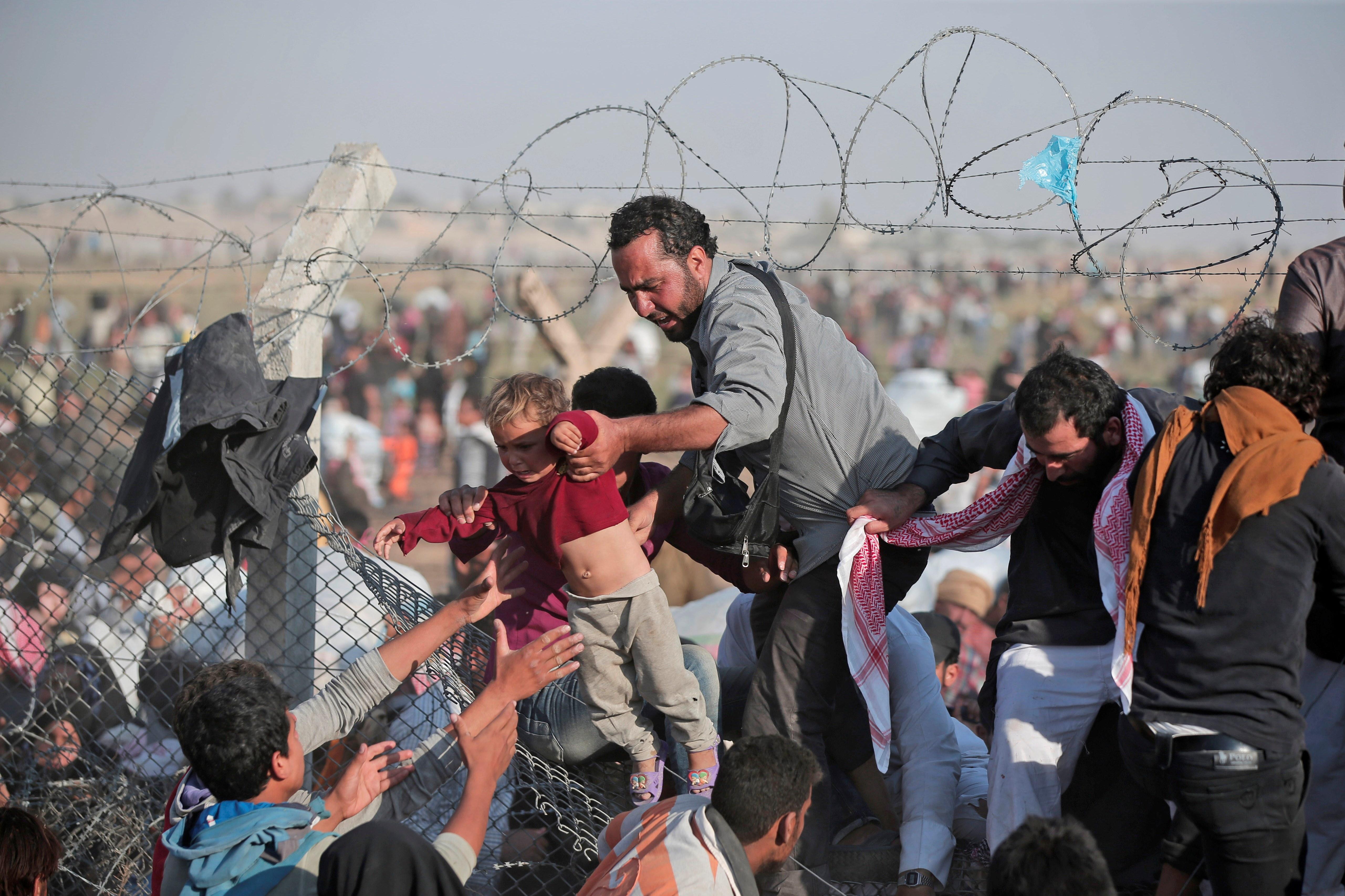BM, AB'nin göçmen politikasını sert eleştirdi